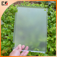 Crystal Transparent PC Case For iPad Wholesale