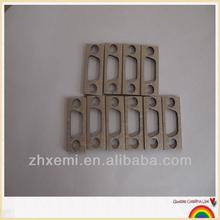 EMI shielding die cutting square lattice single face ungummed conductive fabric