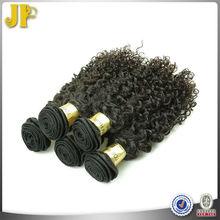 JP Hair Brazilian Top Quality 8a Grade Curly Wave Afro Kinky Human Hair Weave