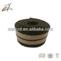 Elastic Webbing Belt Material Stripe