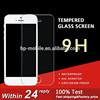 OEM High Clear Matte anti glare anti fingerprint waterproof for IPHONE 6 glass screen