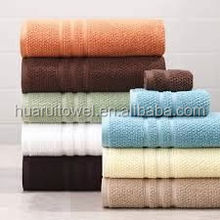 made in china 100% cotton home textile beach towel bath