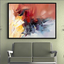 hotel decoration wall painting art