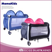 travel carry foldable baby cribs