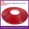 acrylic high adhesion double sided VHB tape for automotive foam sticky pads
