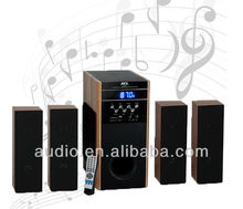 Karaoke system for home use