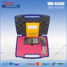 Low Price Piezoelectric Acceleromete Vibration Meter VM6360