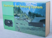 Electronic Pet Fencing SystemNew design Indoor dog training Electric shock for dog IPET-PD21