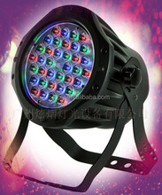3kg waterproof par led 36x3w rgb for outdoor used