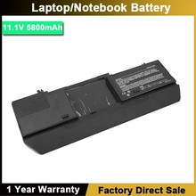 5800mAh/64Wh 9 Cells for Dell Laptop Battery Latitude D420 Latitude D430 312-0443 312-0445 451-10365 451-10367 FG442 GG386