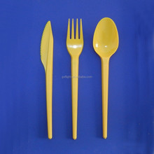 FS Eco-friendly good quality kids disposable plastic cutlery