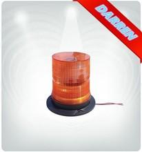 dc 12v 24v Car Rotating Strobe Light with Magnetic Mount Flashing Emergency Warning Light