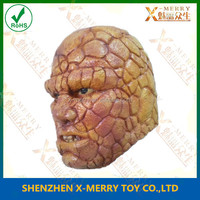 X-MERRY Movie Hight Quality Mask THE THING Mask Hero Man Latex Full Head Unisex To Masquerade /Halloween Party Dress Prop Mask