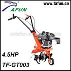 4.5HP luxo gasolina poder Tiller Weeder / o cultivo de arroz máquina para venda