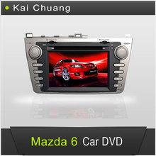 Mazda 6 2012 Touch Screen Car DVD Player GPS with All Functions