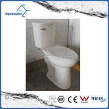 Exclusive Hot Sale item Modern design washdown ceramic siphonic 2 piece bathroom toilet