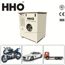 HHO3000 Car carbon cleaning various parts of car engine