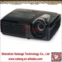 Wholesale 300inch wide screen 3000 ANSI LM Home Theater cinema HD Video real 3D DLP long lens daylight projector for commercial