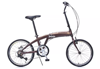 Tianjin Factory Steel 20inch Folding Bikes Bicycles For Sale