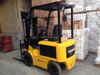 hot sale HYUNDAI 1.5 t electric forklift,electric forklift 1.5 t
