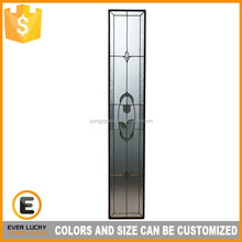 vitray half round stained glass sliding doors