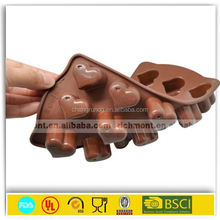 Silicone mold makers all kinds shape chocolate mould