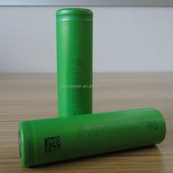 Sony high drain V3 battery US18650V3 li-ion battery 2250mAh