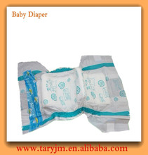 Mini Packaging Popular in Africa cotton material Baby Diapers