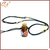 Promotional Necklace Online Wholesale Aroma Bottle Necklace