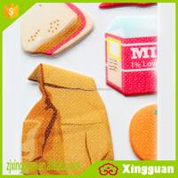 XG0003 Alibaba China3d foam bubble sticker, pvc puffy sticker,custom 3d puffy stickers