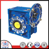 China nmrv worm gear box