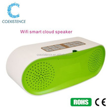 new design wireless home theatre hifi WIFI speaker music systems for home