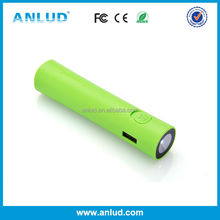 ALD-P32 Slim Power Bank 2600mah For Promotion Activities