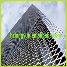 aluminum expanded metal mesh building facade decorative