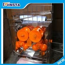 CE popular orange juice extractor machine for sale