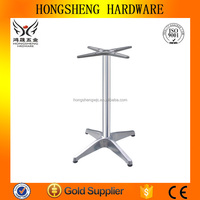 Chrome metal legs cast iron stove leg with adjustable table leg screw