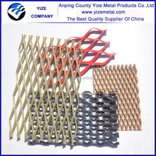 Alibaba China Supplier low carbon iron expanded metal builiding materials/Diamond Metal Mesh Lath/Heavy duty expanded metal mesh