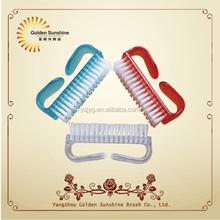Plastic nail hand washing brush nail dust brush