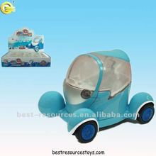 2012 New Arrival 1:32 Future Concept Metal Car Mini Pull Back Die-cast Car With Light&Sound