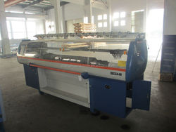 2015 Factory outlet full jacquard computerized intarsia knitting machine