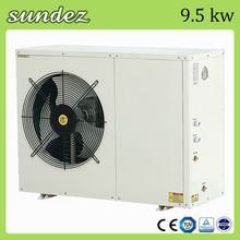 Sundez mini split heat pumps water heater (R410A) (CE approval) for Europe market