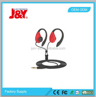 2015 New Arrival Ear Hook Stereo Headset mobile Earphone for Samsung Galaxy Note 2