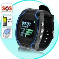 GPS101 Watch Tracker To Get Help Actively , Call It to Get A position Information ,Gps Azheimer's Watch