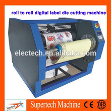 Digital Roll Paper Label Die Cutting Machine/ Auto Adhesive Label Die Cutting Machine/High Speed Rotary Die Cutter for Sticker