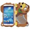 3D Cartoon Pattern Design Soft Silicone Case for Samsung Galaxy S4 i9500 i9505 i9508 i9509 (