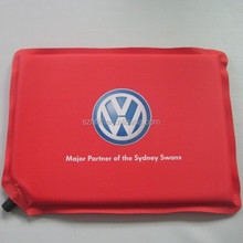 automatic inflatable pillow with logo printed for advertising promotion