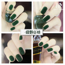 2014 new style pigment powder nail