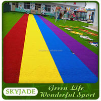 Epdm Plastic Particles Runway the best soccer grass artificial grass for football