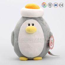 Plush Soft CE & EN71Customized Penguins stuffed sea animal toy for wholesale