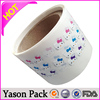 Yason stickers in packing labels factory price colorful stickers custom printed labels stickers